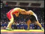Вольная борьба. Кубок Мира  Москва 2010.  финал 84 кг.