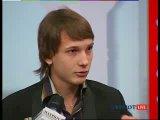 Реплика-вопрос Глеба на тв-шоу Патріот-LIVE 25.02.10 (в День Студента)